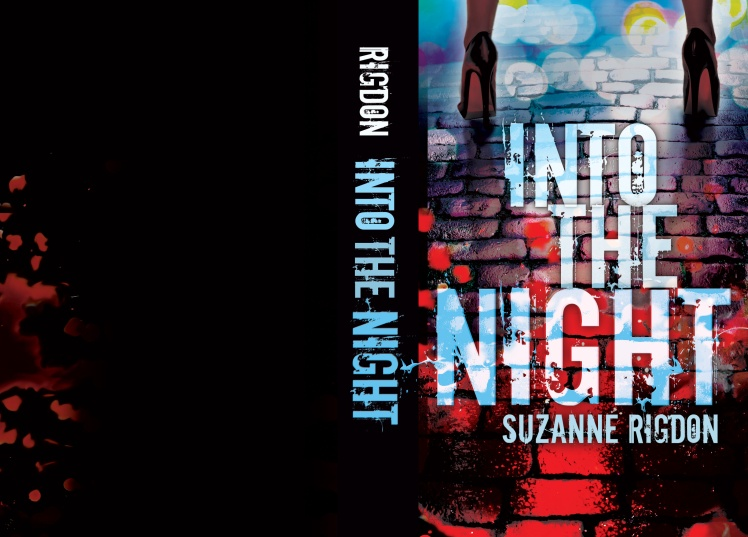 Into the Night's Cover-- Revealed!
