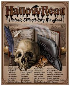 HallowRead Poster